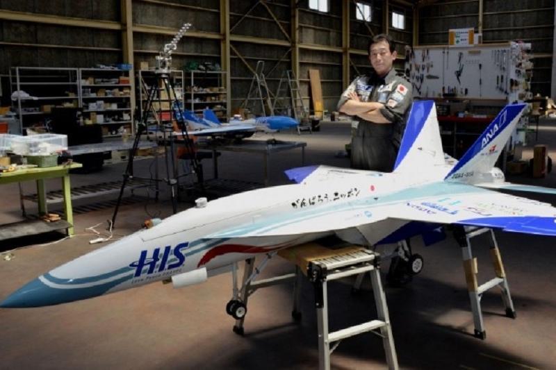 В Японии планируют осуществлять коммерческие полеты в космос в 2023 году