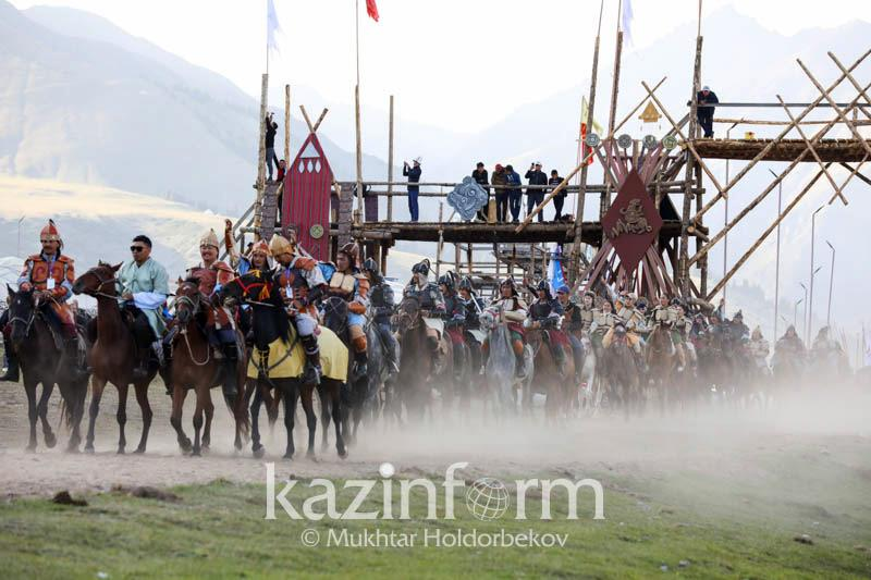 American cowboys to partake in 3rd World Nomad Games