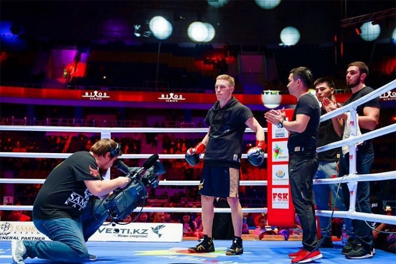 Казахский король идет за короной: профи-боксера ждут в Лондоне