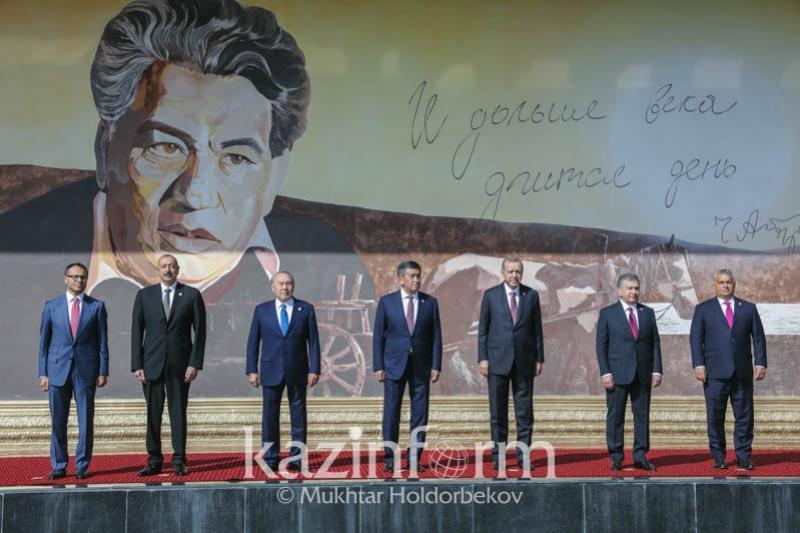 Нурсултан Назарбаев принимает участие в саммите Совета тюркоязычных государств в Кыргызстане