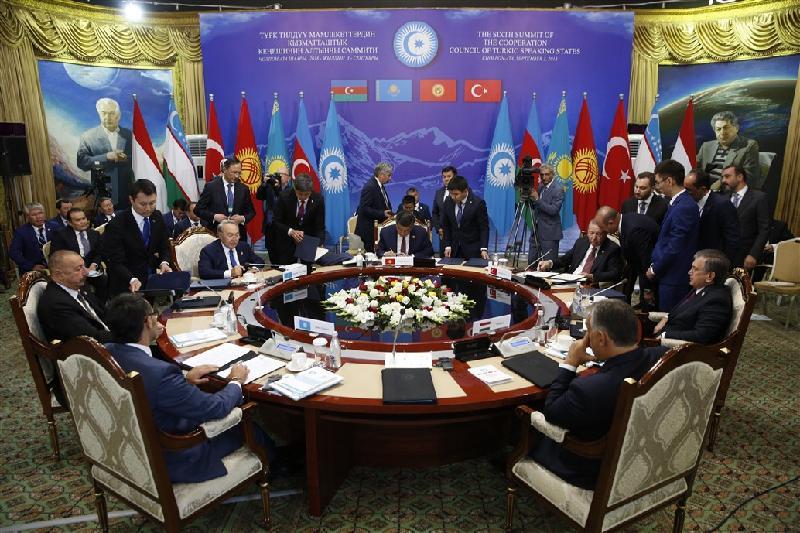 Какие документы подписаны на саммите Совета сотрудничества тюркоязычных государств  в Чолпон-Ате