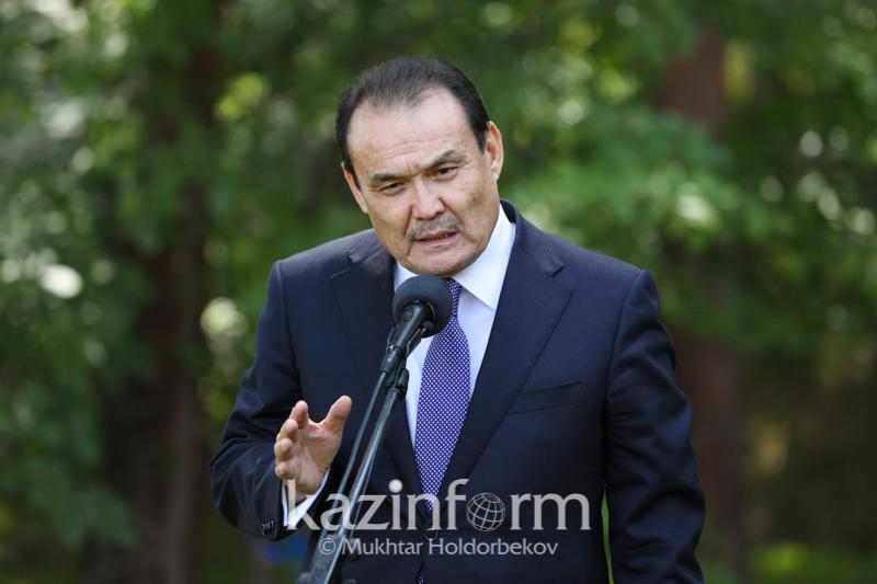 Багдад Амреев стал генсеком ССТГ