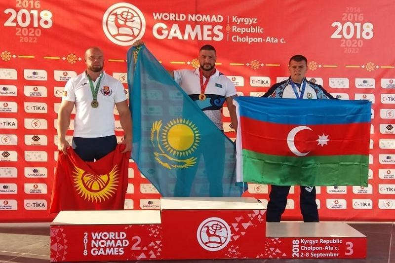 Kazakhstan leads World Nomad Games medal count