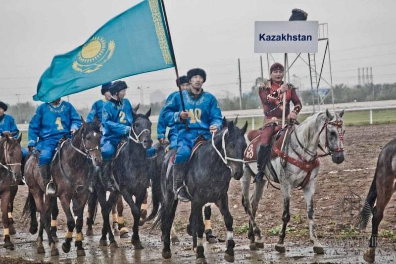 Кокпаристы Казахстана встретятся с командой Красноярского края