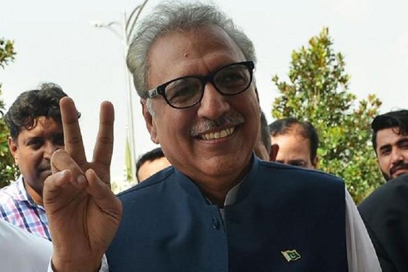 Ариф Алви избран президентом Пакистана
