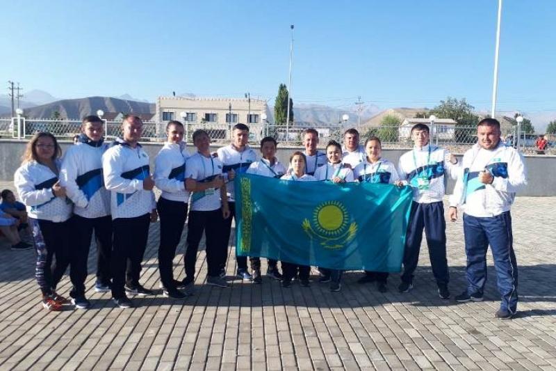 Kazakhstan pockets 9 medals at World Nomad Games