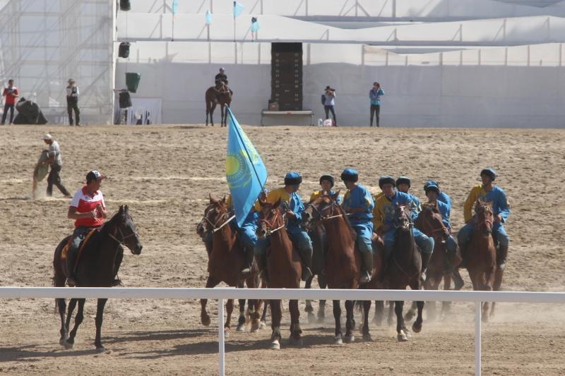 World Nomad Games: Kazakh athletes bag 9 medals