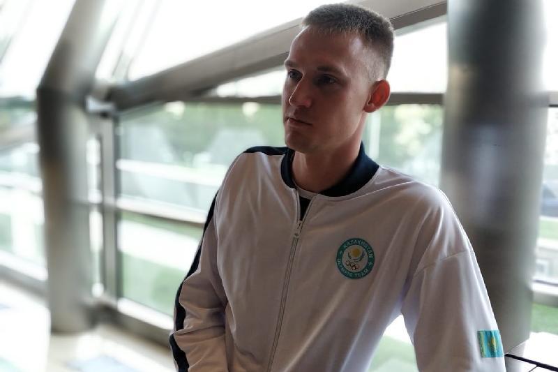Дмитрий Баландин прокомментировал свои слезы на Азиаде-2018