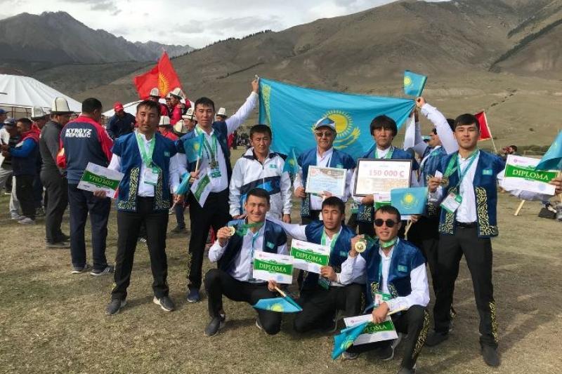 Итоги дня III ВИК: 8 медалей завоевали казахстанские спортсмены