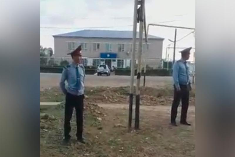 Батыс Қазақстанда полиция қызметкері взвод командирін атып өлтірді