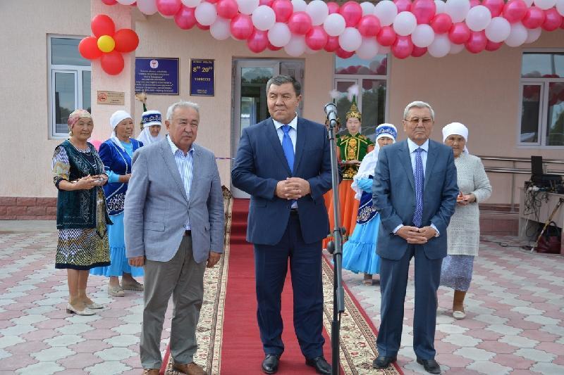 Алматы облысында жаңа медициналық нысан пайдалануға берілді