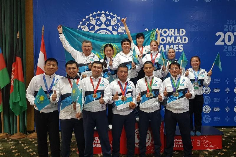 Kazakhstan pockets 72 medals at WNG to finish second in medal count