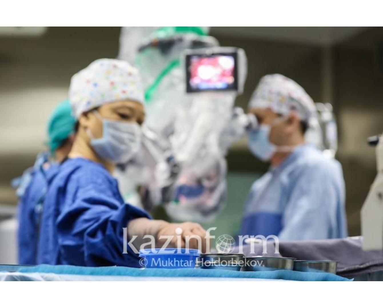 Институт Сызганова провел более 250 операций по трансплантации почек с 2012 года