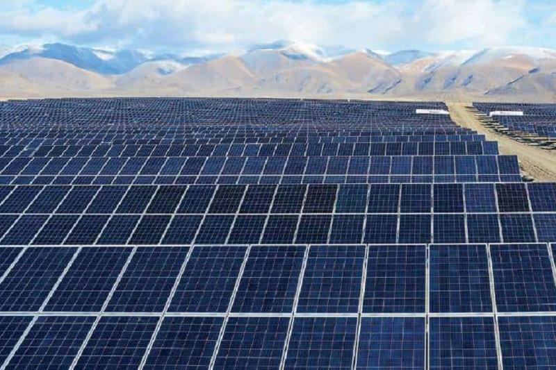 Алматы облысында еліміздегі  ең ірі күн электр стансасы салынуда