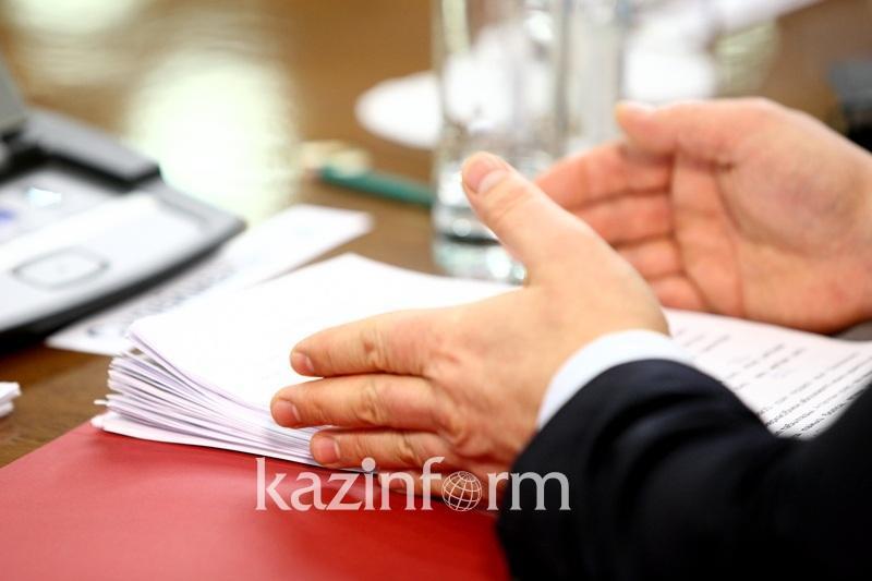 Новое законодательство об органах юстиции разрабатывают в Казахстане