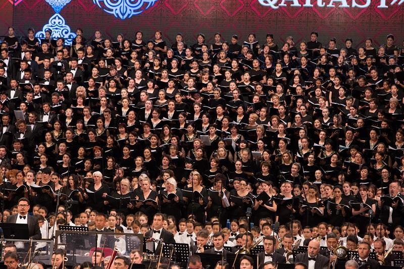 Столица Казахстана впервые соберет артистов хора из 25 стран