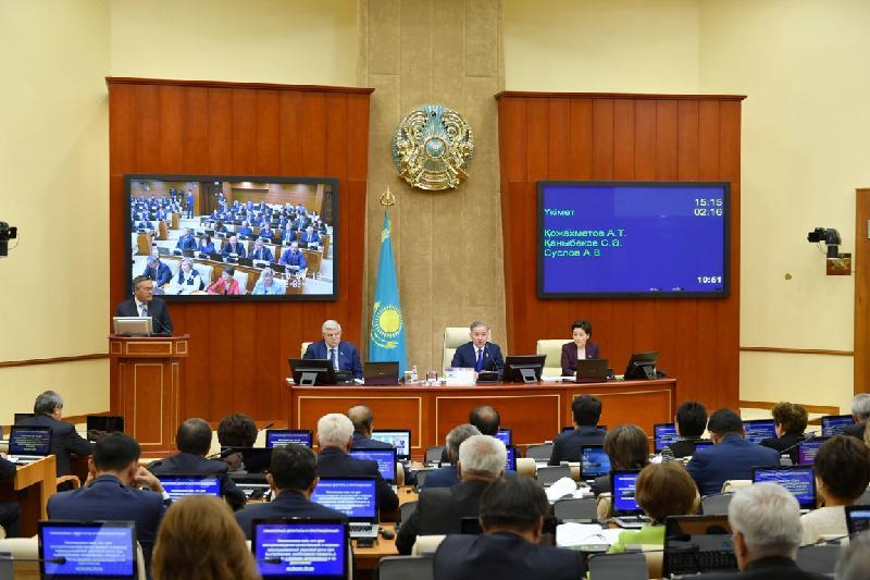 Казахстанско-кыргызская граница закреплена на международно-правовом уровне