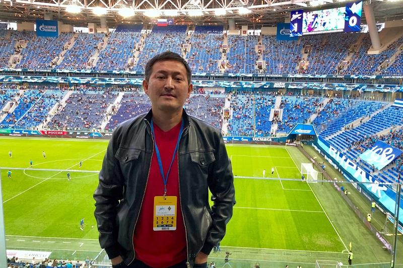40 122 болельщика на матче «Зенит» - «Кайрат» - это пощечина спортивному менеджменту Казахстана