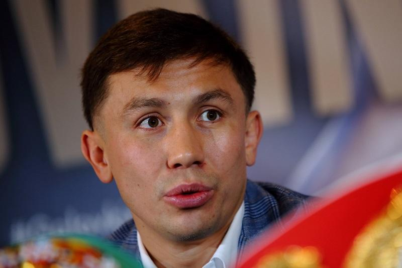 Gennady Golovkin falls slightly in The Ring P4P rankings