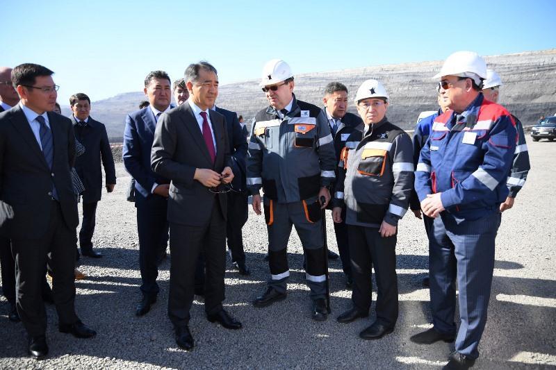 Премьер-министр прибыл в Павлодарскую область
