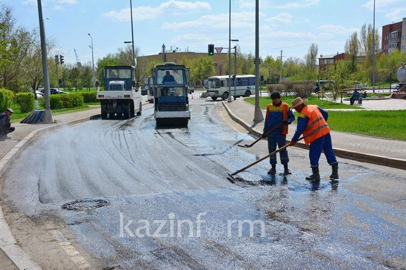 Қарағандыда Солонички ауылына баратын жол биыл жөнделеді