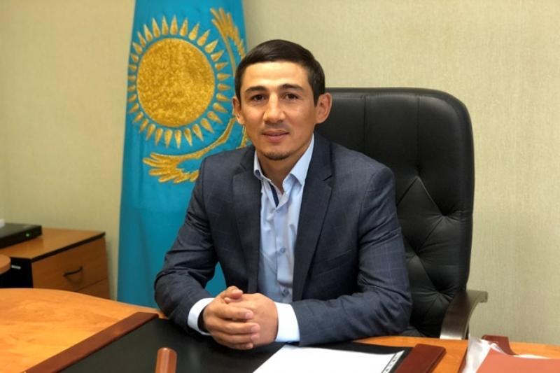 Бокстан Әлем чемпионы Галиб Джафаров жаңа қызметке тағайындалды