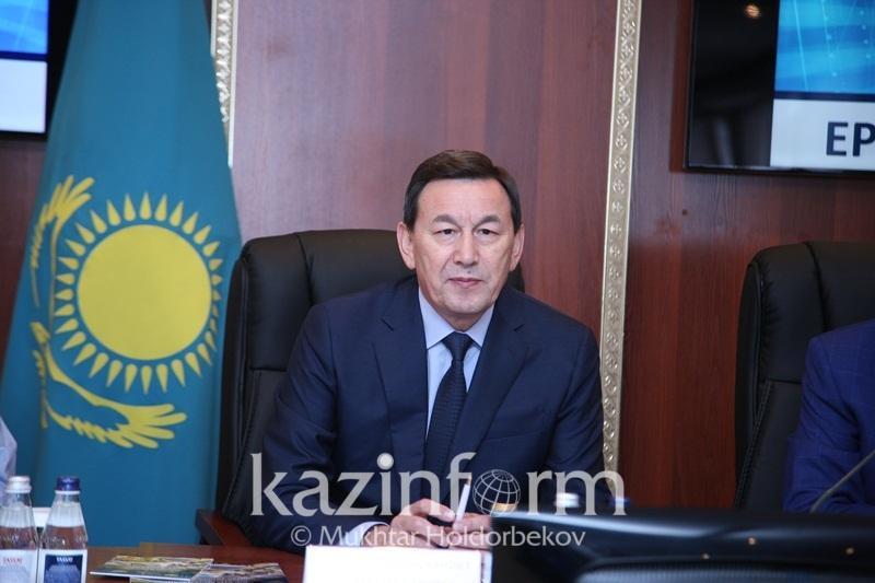 Глава МВД: За Кулекбаевым установлен строгий контроль
