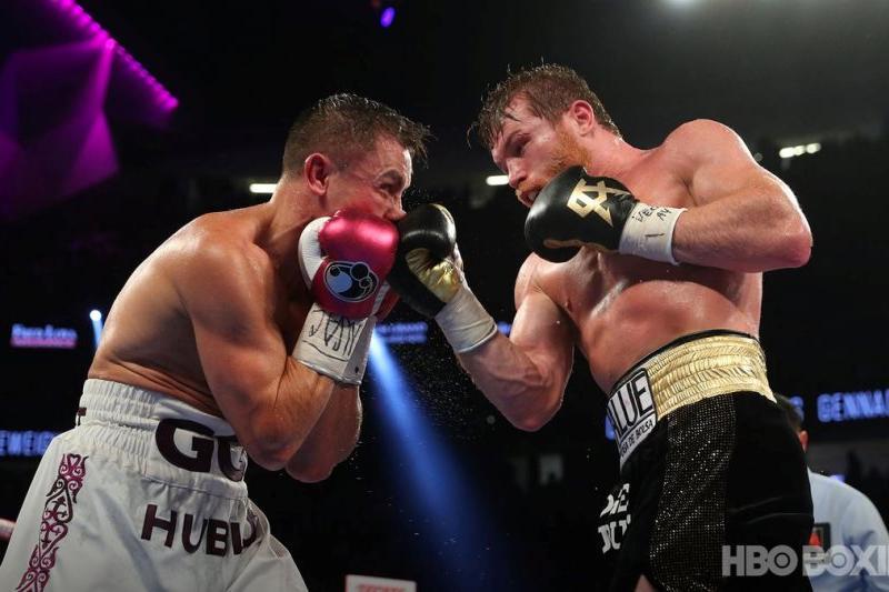 GGG кәсіпқой бокста тұңғыш рет жеңілді