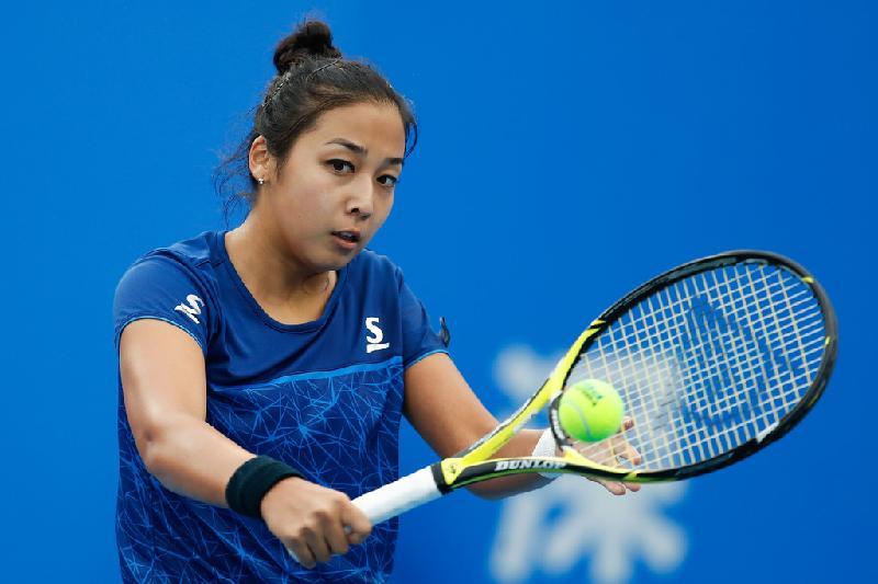Теннис: Зарина Дияс Индиан-Уэллс турнирінің ширек финалына шықты