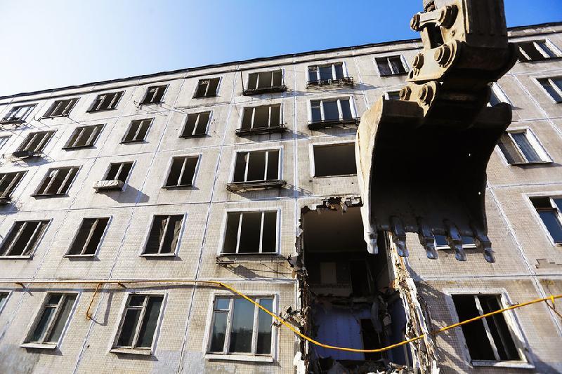 Снос ветхого жилья начнут в одном из районов Алматы