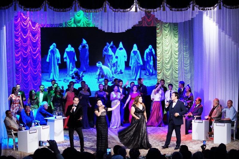 Международный театральный фестиваль Прикаспийских стран прошел в Мангистау