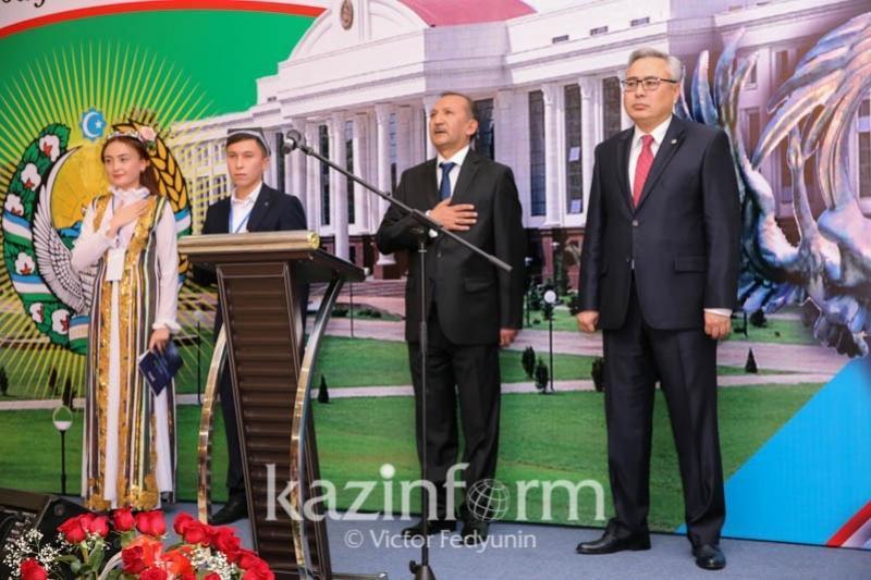Qazaqstannyń jetistikterin maqtanysh tutamyz - Ózbekstan elshisi