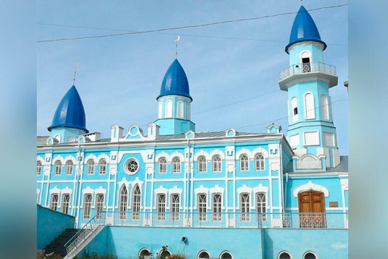 Вековое здание мечети пытаются сохранить краеведы в Костанае