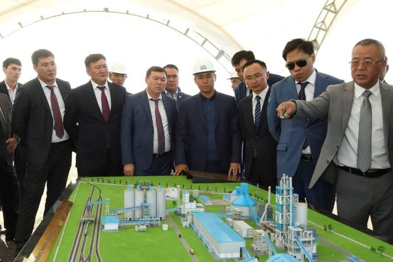 Kyzylorda rgn to launch cement mill with capacity of 1 mln tons