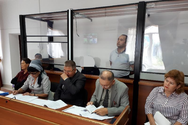 Водитель автобуса, в котором сгорели узбекистанцы, не считает себя виновным