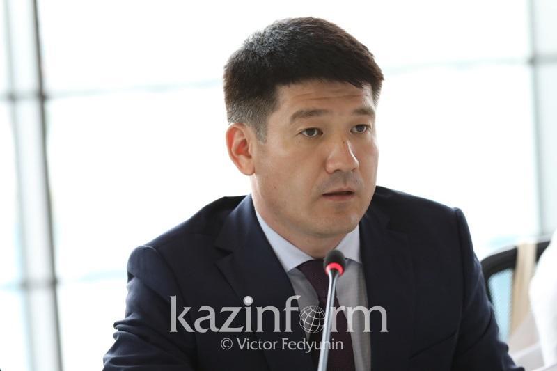 Мәди Манатбек «Отандастар қорының» вице-президенті болды
