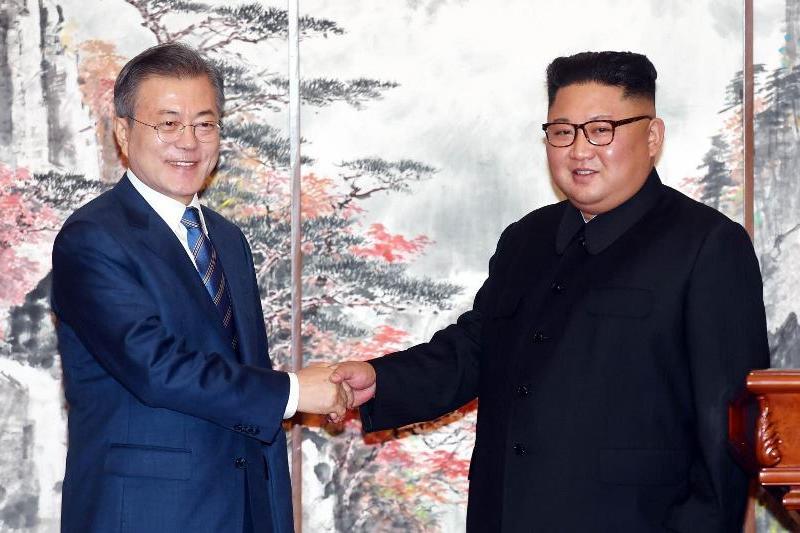 Сеул и Пхеньян подписали совместный документ по итогам саммита