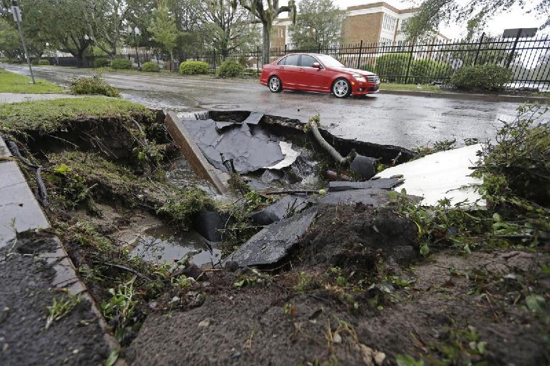 Число жертв урагана Флоренс в США возросло до 36 человек
