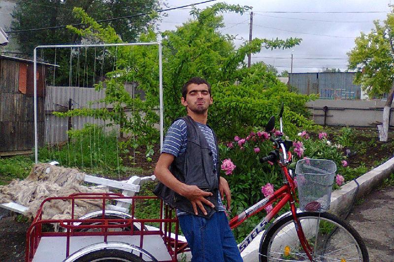 Инвалид из глубинки открыл свое дело в Акмолинской области
