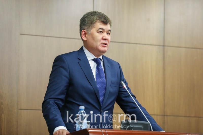 Біртанов жедел жәрдем қызметкерлеріне үндеу жолдады