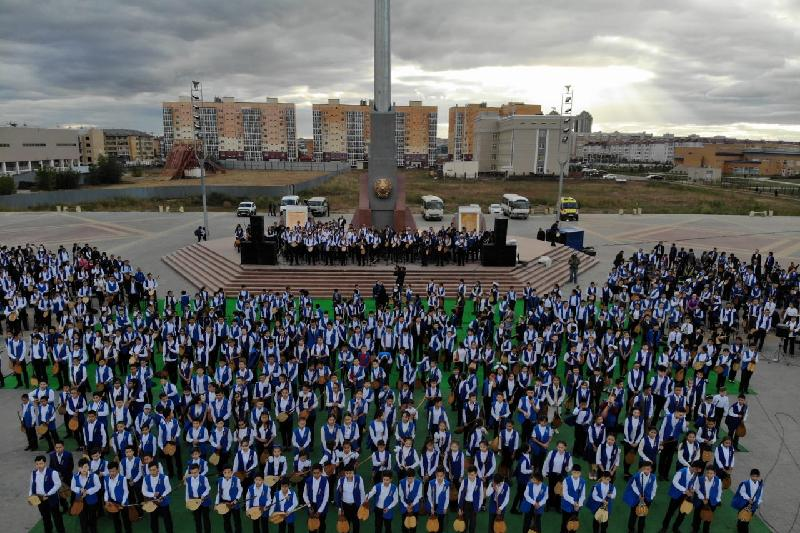 作曲家库尔曼哈兹诞辰200周年庆祝活动在乌拉尔举行