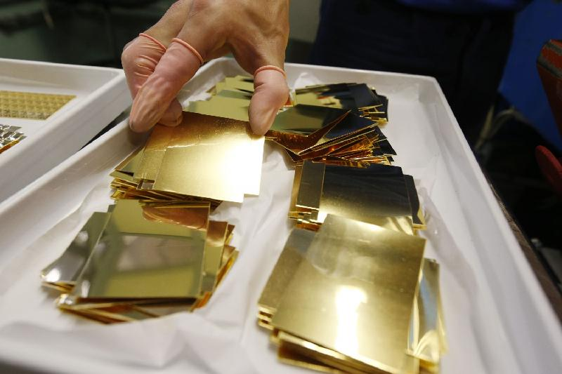 Kazakhstan's gold production up 5% in Jan-Feb