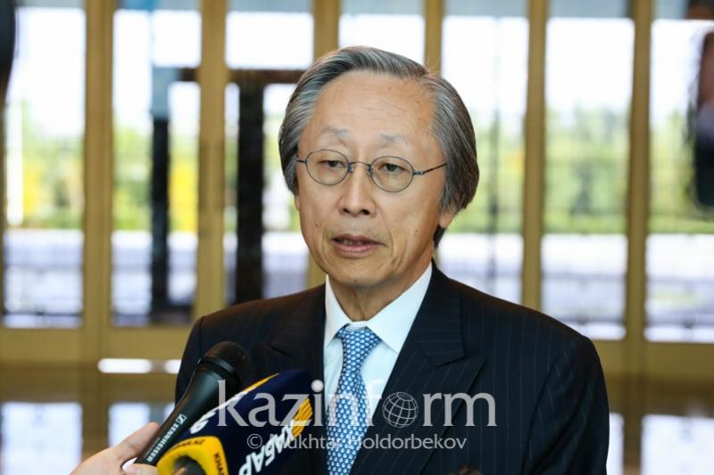 Президент Фонда мира Гои назвал неоценимым вклад Казахстана в ядерное разоружение