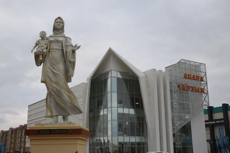 Ақтөбеде халық қаржысына салынған «Аналарға тағзым» тәрбие беру орталығы ашылды