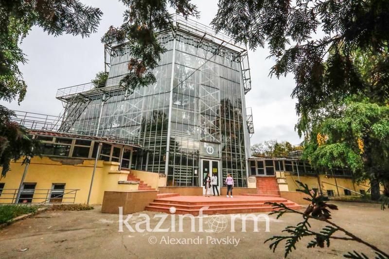О реконструкции Ботанического сада рассказали в Алматы