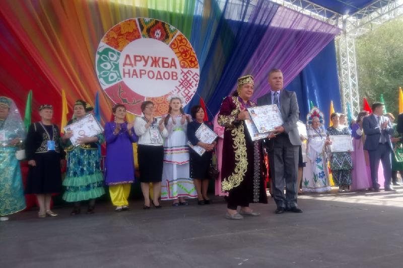 Фестиваль национальных культур прошел в Байконуре