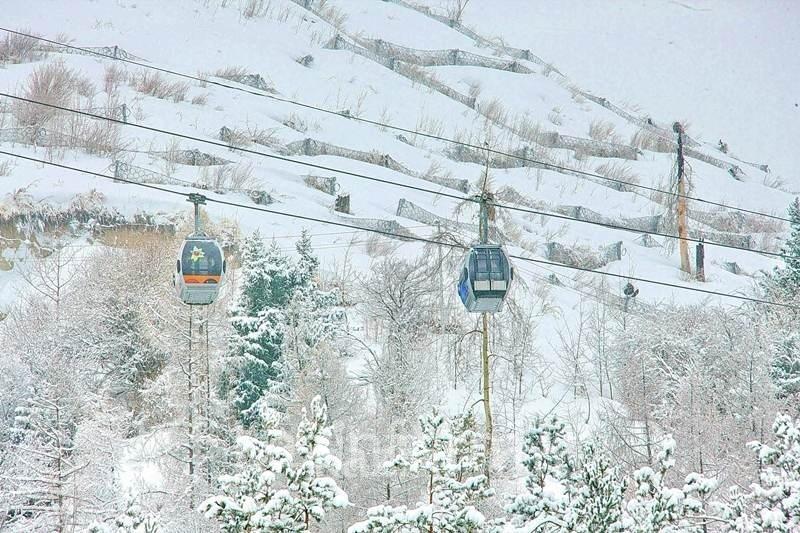 Алматы маңындағы таулы курорттар арқанжолмен байланыстырылады