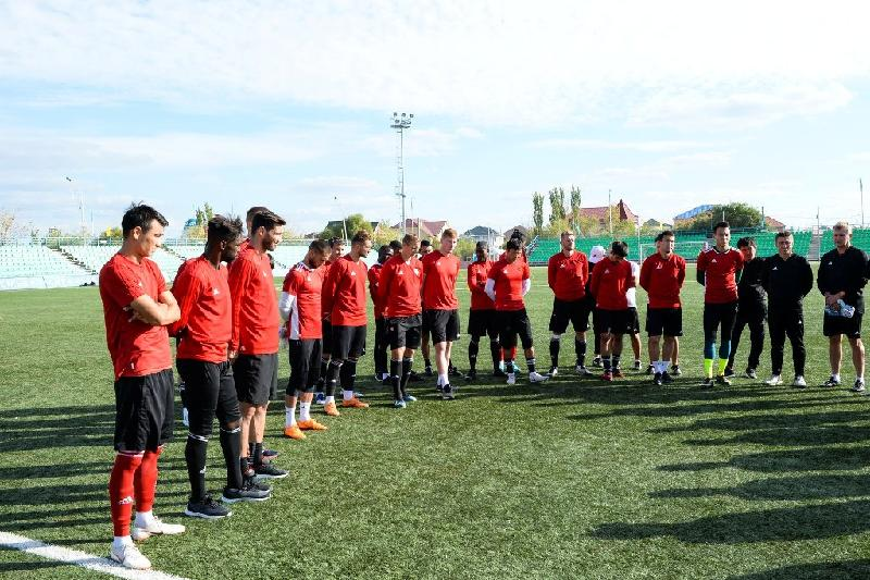 Covered football stadium to be built in Kyzylorda