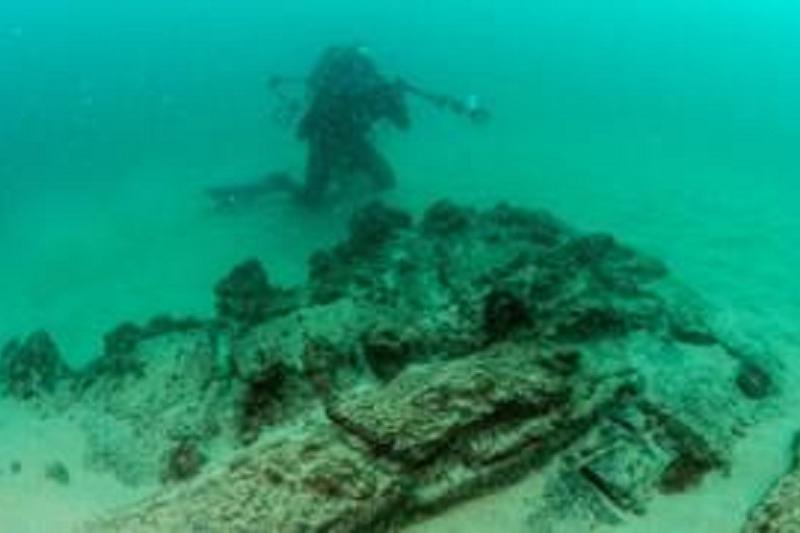 400 жыл бұрын суға батқан кеме табылды