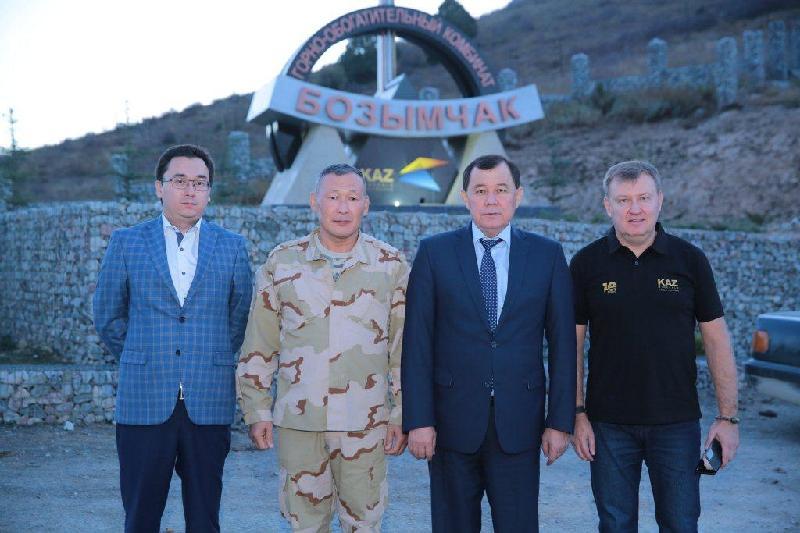 Более $350 млн инвестировала казахстанская компания в разработку рудника в Кыргызстане
